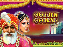 Играть в онлайн автомат Golden Cobras
